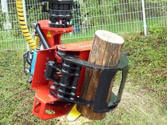 Grappin coupeur - Coupe de bois de chauffage sur pied a vendre ...